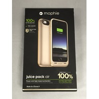 mophie juice pack air for iPhone 6 /6s(2,750 mAh) - Gold