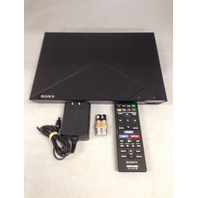 Sony BDP-S3200 Blu-Ray Disc Player With Wi-Fi