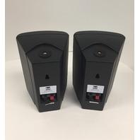 Dual Indoor/Outdoor Speakers