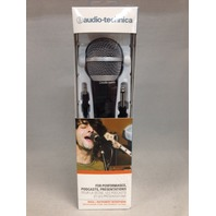 Audio-Technica ATR-1200 Cardioid Dynamic Vocal/Instrument Microphone
