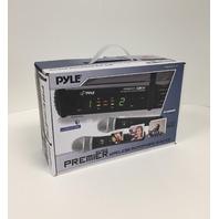 PylePro PDWM3375 Premier Series Professional 2-Channel UHF Wireless Microphone