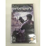 Resistance: Retribution - NEW SEALED