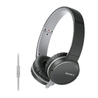 Sony MDR-ZX660APB Step up overhead Headphones - Black