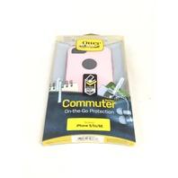 OtterBox COMMUTER SERIES iPhone 5/5s/SE (BUBBLEGUM PINK/SEASHELL PINK)