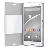 Sony Style cover SCR26 Xperia Z3 Compact - White