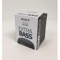 Sony SRS-XB10 Portable Wireless Speaker with Bluetooth, Black (2017 model)
