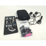 JLab Audio Epic2 Bluetooth 4.0 Wireless Sport Earbuds, waterproof - Black