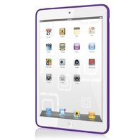 Inicipio IPAD-305 NGP Case for iPad 2, Translucent Purple