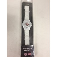 NCAA Oregon State Beavers Spirit Watch, white