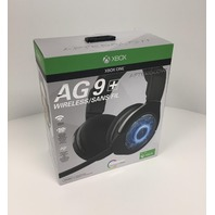 PDP Xbox One Afterglow AG 9 Plus Prismatic True Wireless Gaming Headset Black