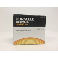 Duracell size 312 Hearing Aid Batteries (6 batteries)