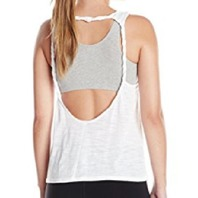 Alo Yoga Twist Tank Top - Women's White, L