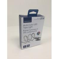 Insignia Multi-Color LED Tape Light NS-LED4RGB18-C (4 ft.)