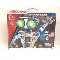 Brand Meccano Tech Meccanoid Personal Robot 2.0