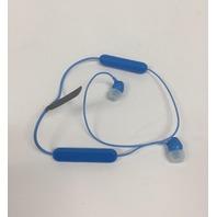 Sony WI-C300 Wireless In-Ear Headphones, Blue (WIC300/L)