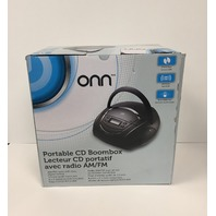 Onn Onn Portable Cd Boombox
