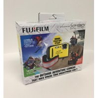 Fujifilm Finepix XP130 Waterproof Action Camera Yellow
