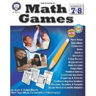 MATH GAMES GR 7-8