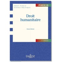 Droit humanitaire - Mario Bettati 2012 French