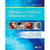 Perinatal and Pediatric Respiratory Care, 3e