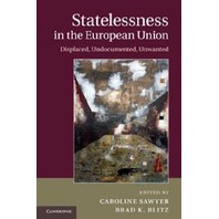 Statelessness in the European Union (Hardcover)