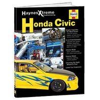 Haynes Xtreme Customizing Honda Civic