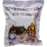 Official Overwatch Figure Hanger Blind 1 Pack Random Mystery Figure Per Pack
