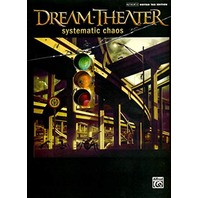 Dream Theater - Systematic Chaos Authentic Guitar Tab Edition (Authentic Guitar Tab Editions)