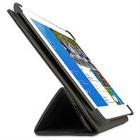 """Tri-Fold Cover and Stand for 7"""" Samsung Galaxy Tab 4 - Black"""