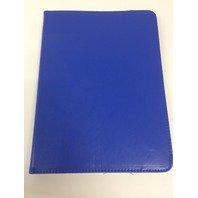 "Onn Onn Universal Folio Blue Tablet Case For 9-10"" Devices"