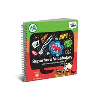 Leapfrog - Leapstart 1st Grade Activity Book: Superhero Vocabulary Comm Skills