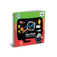 Leapfrog - Leapstart 1st Grade Activity Book: Spy Math And Critical Thinking