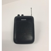 SOAIY Ultralight Portable Voice Amplifier, Wireless Transmitter, LED Display