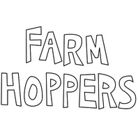 Farm Hoppers - Dog - Yellow