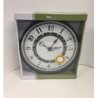 Ergo Clock - Dayminder, English