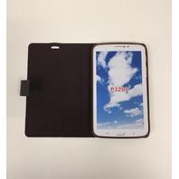 "Flip Folio Samsung Tab 3 (7.0"") - Brown"