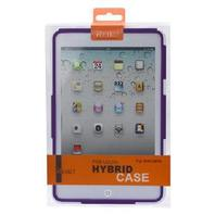 Hybrid Case iPad Mini/Mini2 - White/Purple