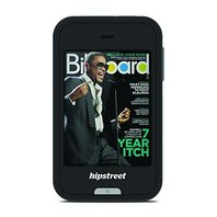"Hipstreet Phoenix 8GB MP3 Media Player 2.4"" Touch Screen Black"