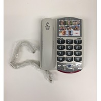 Clarity P300 Amplified Corded Phone with PicturePerfect Dialing