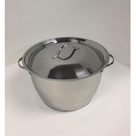 Alpine Cuisine 11.5 Qt Dutch Oven perfect casserole Stainless Steel Pot 28cm