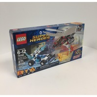 Lego Super Heroes DC Comics Speed Force Freeze Pursuit 76098