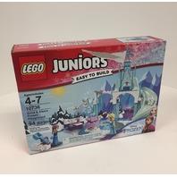 Lego Juniors Anna & Elsa's Frozen Playground 10736