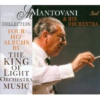 Mantovani & his Orchestra - Four Hit Albums By The King Of The Light. - CD