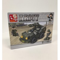 Sluban Army Small Jeep - 102 Pcs