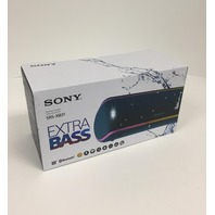 Sony Portable Wireless BLUETOOTH Speaker SRS-XB31 - Blue