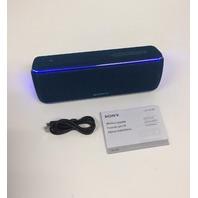 Sony Portable Wireless BLUETOOTH Speaker SRS-XB31 - Blue