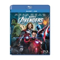 Marvel's The Avengers (2 Disc) (blu-ray Disc)
