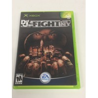 Def Jam Fight for New York - Xbox with case and manual