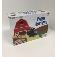 Farm Hoppers - Black Cow