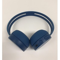 2018 Sony Wireless Headphone Bluetooth Blue WHCH400 L